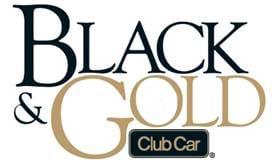 Black and Gold Status logo