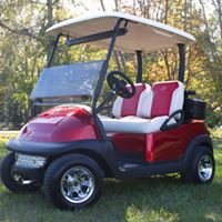 Candy Red with Suite Seats