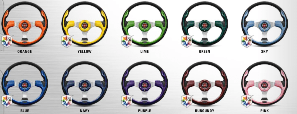 steering wheel options 1
