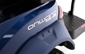 2019 Limited Edition Storm Surge Club Car Onward PTV