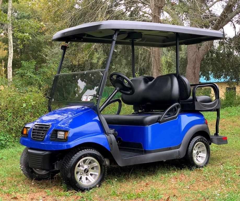 2017 Blue Phantom Body Club Car