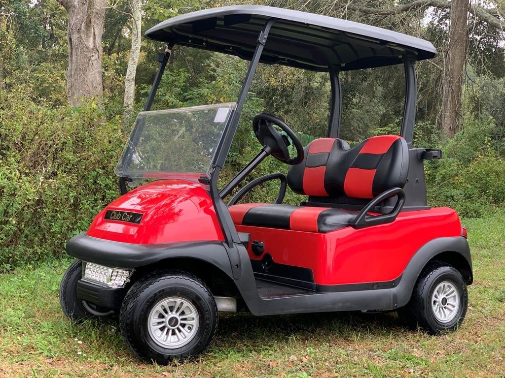 2017 Club Car Precedent
