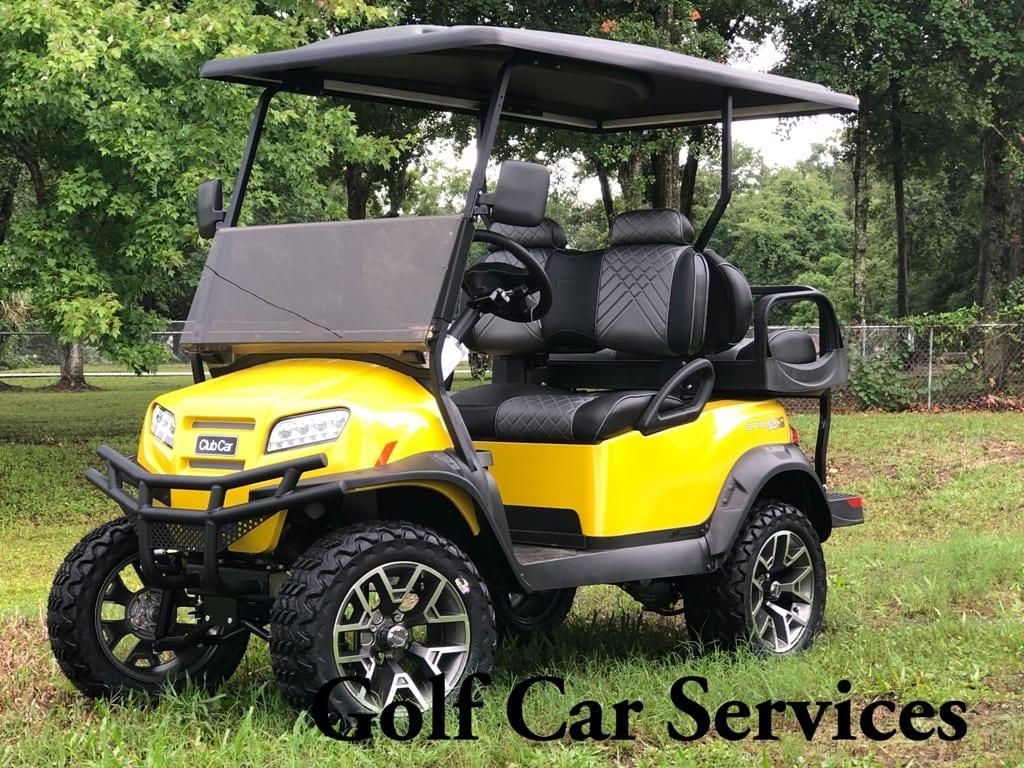 2019 Special Edition Sunshine Club Car Onward PTV